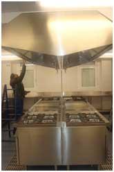 Cocinas Industriales Madrid | Cocinas Y Campanas Industriales Instalacion Y Reparacion Madrid