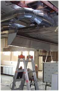 Extraccion de humos instalaci n y reparaci n madrid rhi - Extraccion de humos y ventilacion de cocinas ...